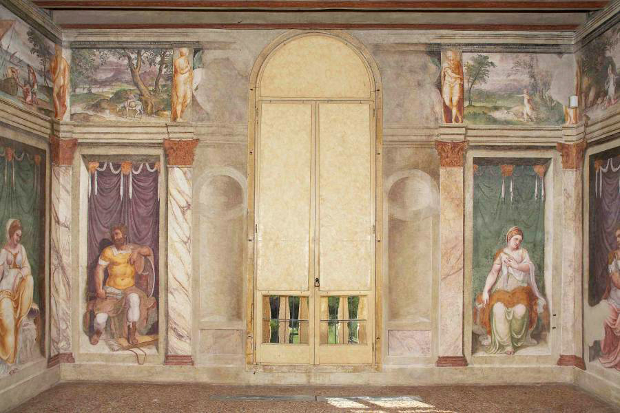 affreschi-villa-dei-vescovi