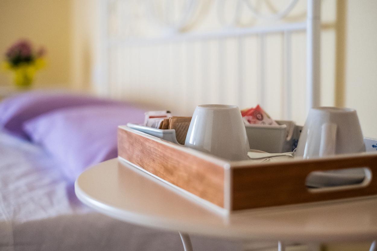 Casa in Campagna colazioni per gli alloggi