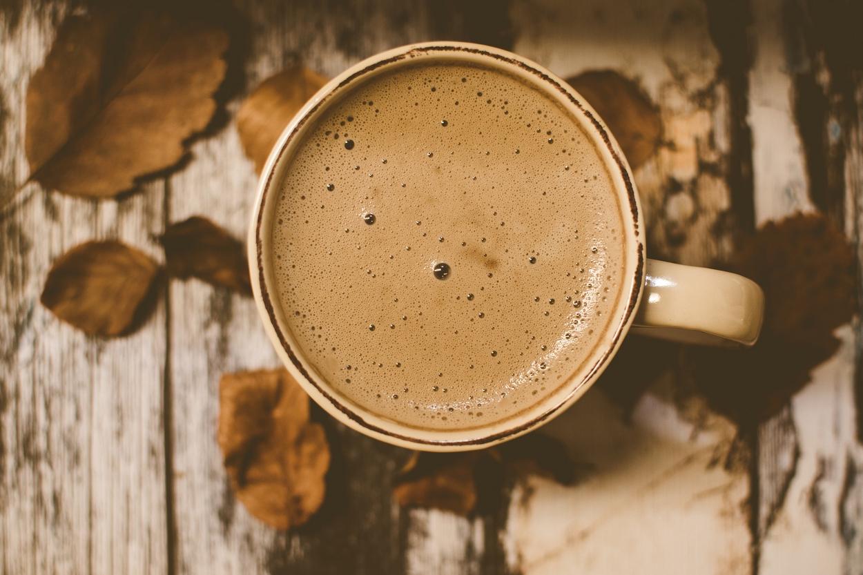 cappuccini caffè Casa in Campagna